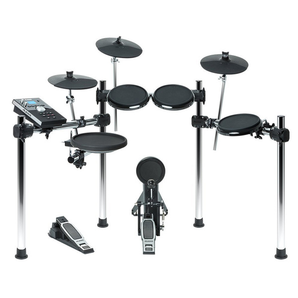 Электронные барабаны Alesis Forge Kit alesis vortex wireless