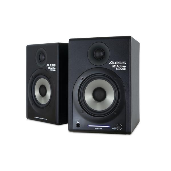 Студийные мониторы Alesis M1Active 520 USB