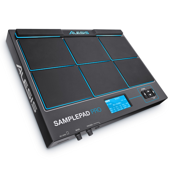 Электронные барабаны Alesis SamplePad Pro alesis samplepad