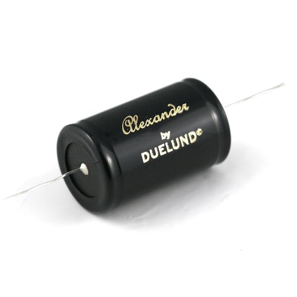 Конденсатор Duelund Alexander by  900 V 1 uF copper duelund round cast pio cu 630 v 0 1 uf