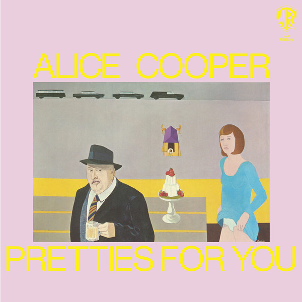 ALICE COOPER ALICE COOPER - PRETTIES FOR YOU (COLOUR) cooper cooper co296awgrm21