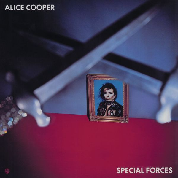 Alice Cooper Alice Cooper - Special Forces (colour) alice cooper super duper alice cooper welcome to his nightmare blu ray
