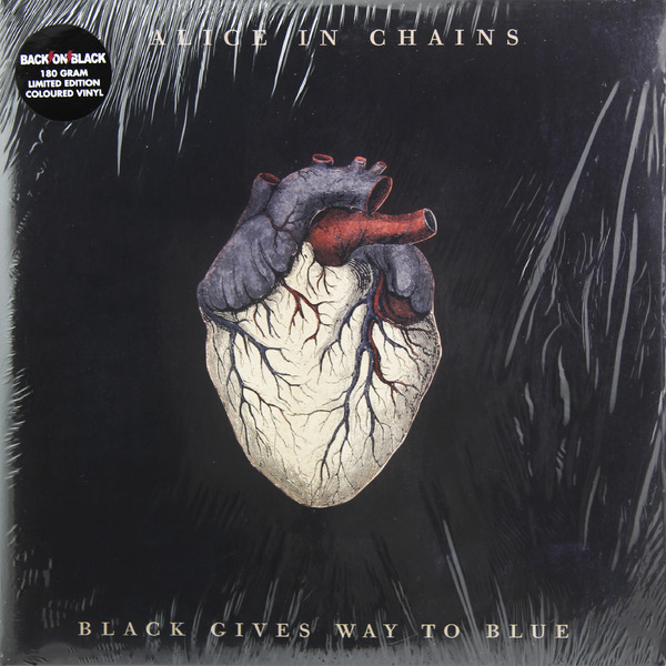 Alice In Chains - Black Gives Way To Blue (2 LP) от Audiomania