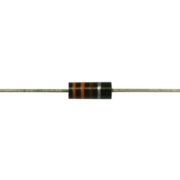 Резистор Allen-Bradley 1W 330 Ohm резистор allen bradley 1w 910 ohm