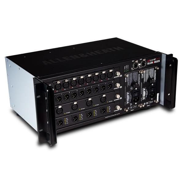 Цифровой микшерный пульт Allen & Heath Цифровой микшерный модуль  DLIVE-DX32 микшерный пульт pioneer xdj 1000mk2