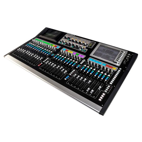 Цифровой микшерный пульт Allen & Heath Allen Heath GLD-112 Chrome Edition