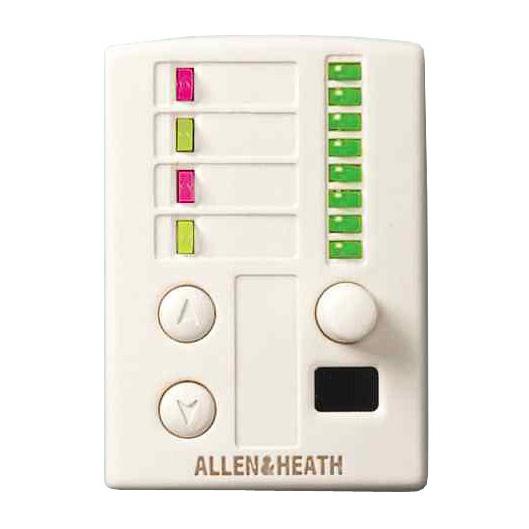 Панель управления Allen & Heath