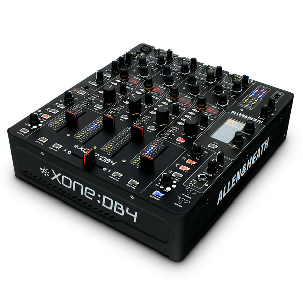DJ микшерный пульт Allen & Heath XONE:DB4 midi allen