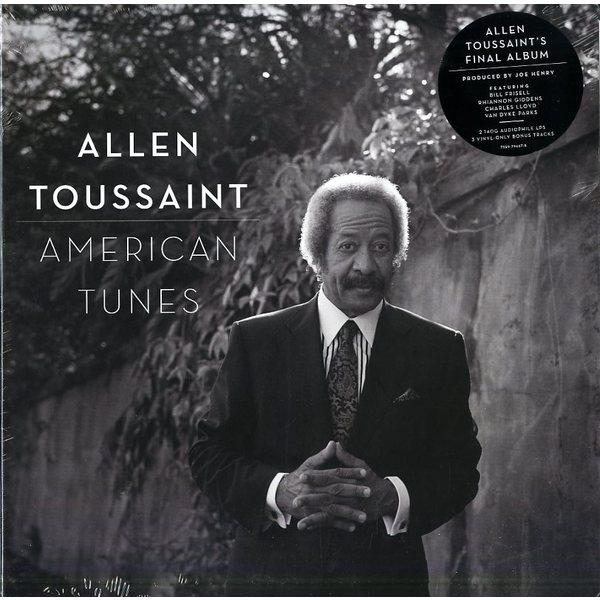 allen toussaint allen toussaint live in philadelphia 1975 180 gr Allen Toussaint Allen Toussaint - American Tunes (2 LP)