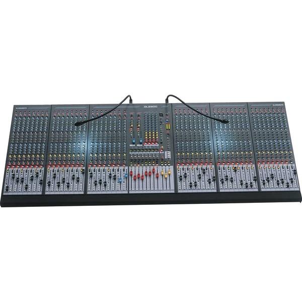 Аналоговый микшерный пульт Allen &amp; HeathАналоговый микшерный пульт<br>Микшерный пульт, 22 моно, 2 стерео входа, 10 AUX шин, 8 аудио групп, 4 mute группы, матрица 12х4<br>