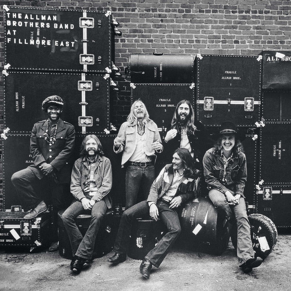 Allman Brothers Band Allman Brothers Band - At Fillmore East (2 LP) allman brothers band allman brothers band win lose or draw