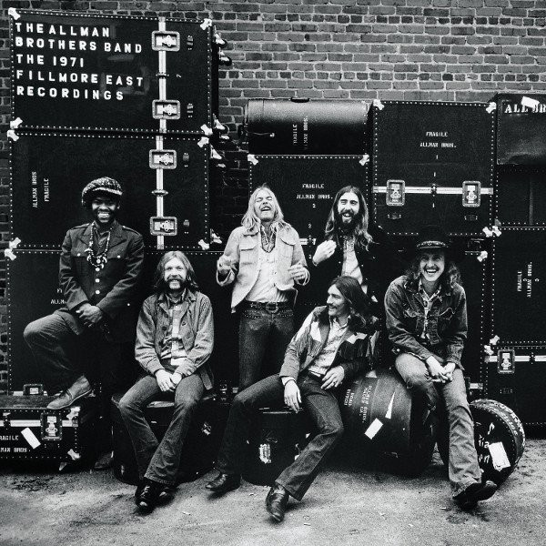 Allman Brothers Band Allman Brothers Band - The 1971 Fillmore East Recordings (4 LP) the allman brothers band the allman brothers band at fillmore east 2 lp