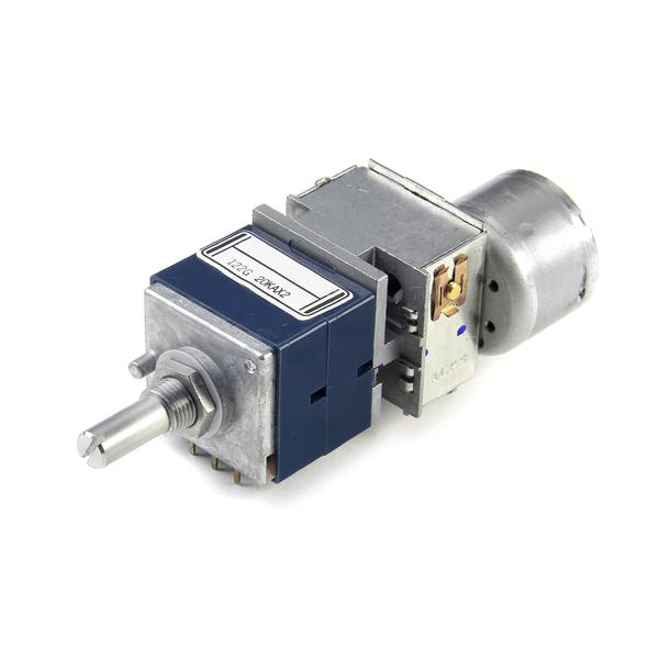 Потенциометр ALPS RK27 20 kOhm стерео (моторизированный)
