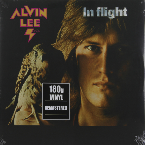 ALVIN LEE ALVIN LEE - IN FLIGHT (2LP, 180 GR) ветровка lee lee le807emqto58