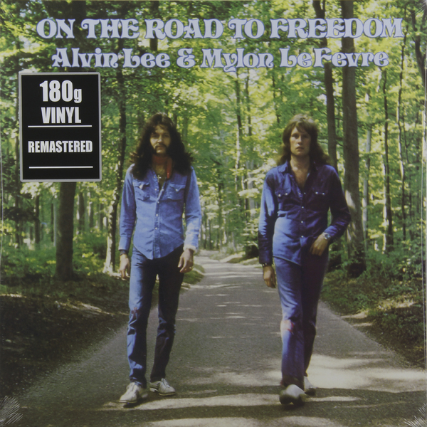 Alvin Lee Alvin Lee   My Lefevre - On The Road To Freedom (180 Gr) the road to hell cd