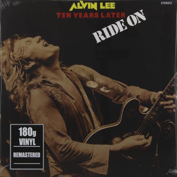 Alvin Lee Alvin Lee   Ten Years La - Ride On (180 Gr) наушники akg y20 белый y20wht