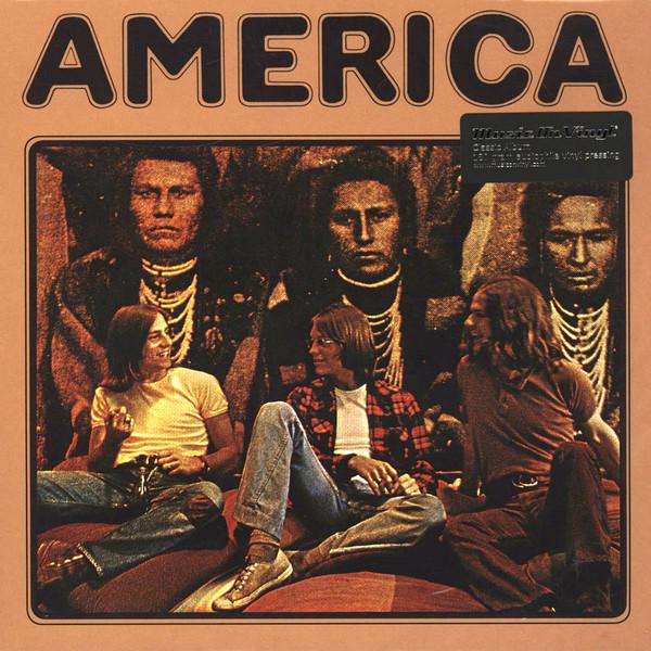 AMERICA AMERICA - AMERICAВиниловая пластинка<br><br>