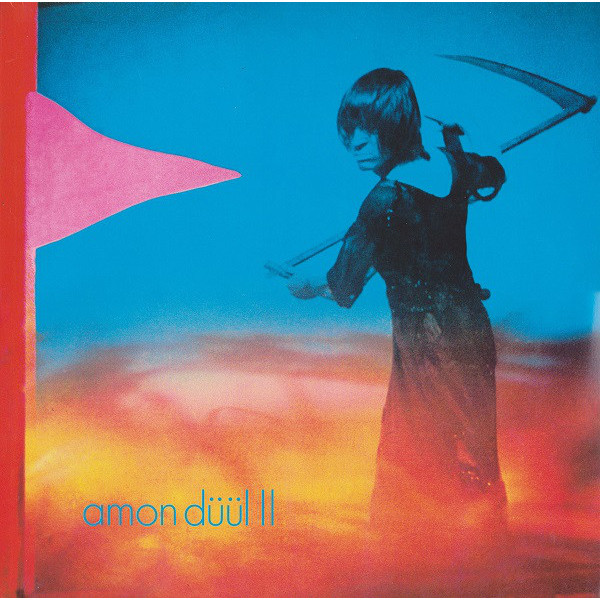 Amon Duul Ii Amon Duul Ii - Yeti (2 LP) amon amarth swe