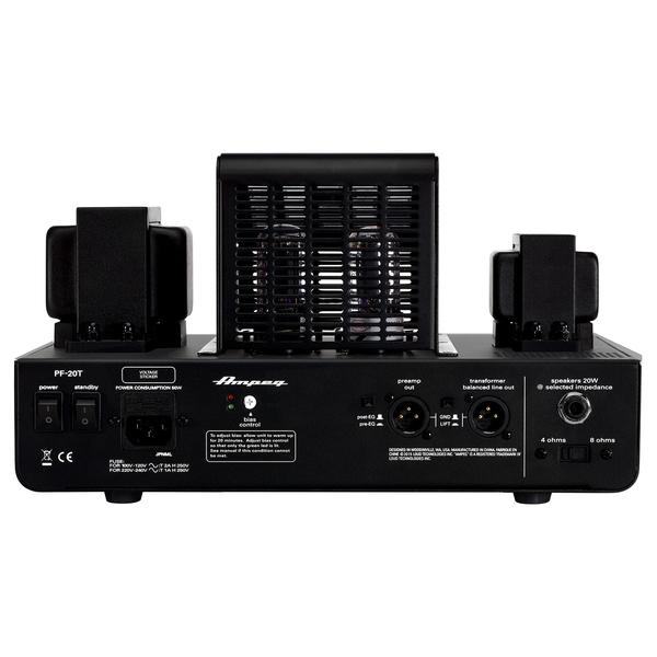 Басовый усилитель Ampeg от Audiomania
