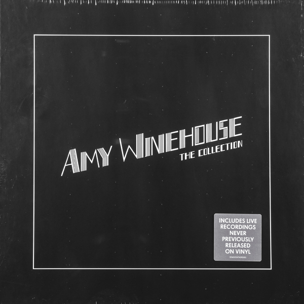 AMY WINEHOUSE AMY WINEHOUSE - THE COLLECTION (8 LP) amy winehouse lioness – hidden treasures cd