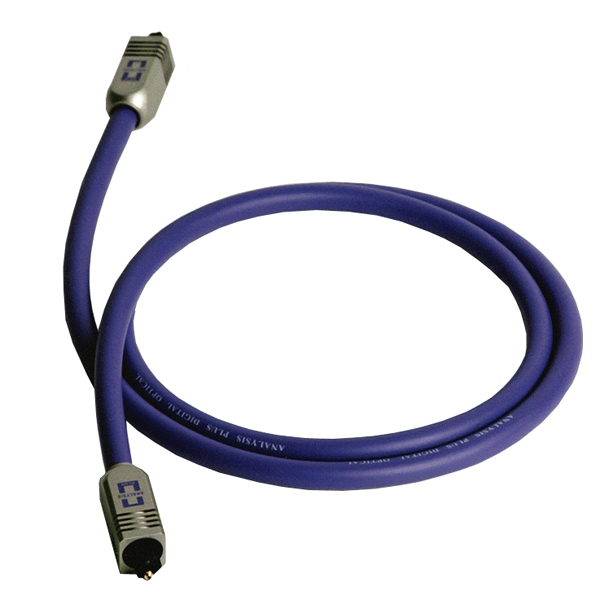 Analysis-Plus Toslink Optical Digital Cable 2 m