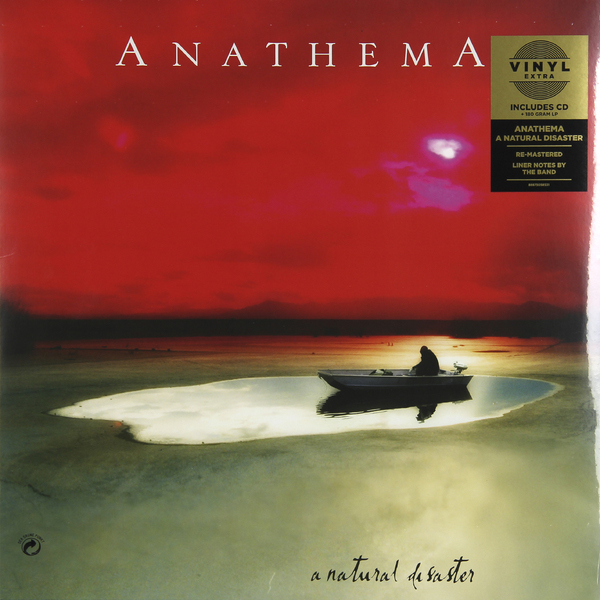 Anathema Anathema - A Natural Disaster (lp + Cd) partners lp cd