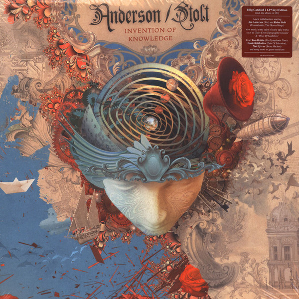 Anderson / Stolt Anderson / Stolt - Invention Of Knowledge (2 Lp + Cd) enterprise knowledge management