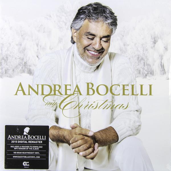 ANDREA BOCELLI ANDREA BOCELLI - MY CHRISTMAS (2 LP, 180 GR) andrea bocelli andrea bocelli my christmas 2 lp 180 gr