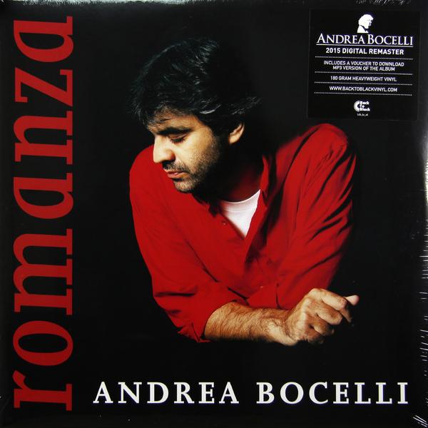 ANDREA BOCELLI ANDREA BOCELLI - ROMANZA (2 LP) andrea bocelli andrea bocelli my christmas 2 lp 180 gr