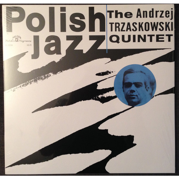 Andrzej Trzaskowski Andrzej Trzaskowski - The Andrzej Trzaskowski Quintet (180 Gr) the andrzej trzaskowski quintet polish jazz the andrzej trzaskowski quintet lp