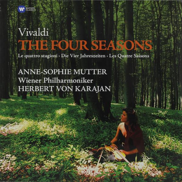 Vivaldi VivaldiAnne-sophie Mutter - : The Four Seasons sophie and the sibyl
