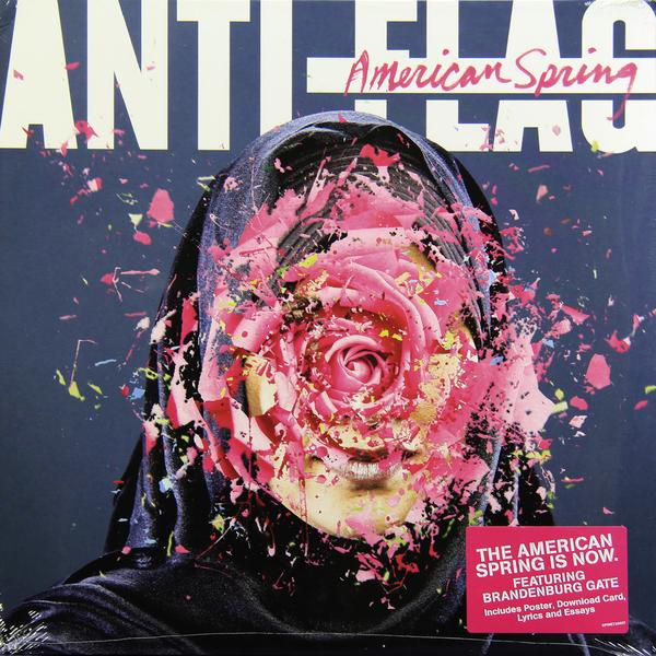Anti-flag Anti-flag - American Spring