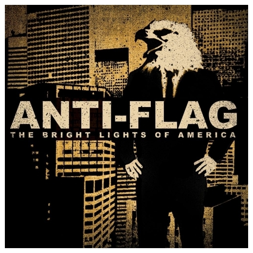 Anti-flag Anti-flag - Bright Lights Of America (2 Lp, 180 Gr) cd america various artists america a land of refuge 2cd