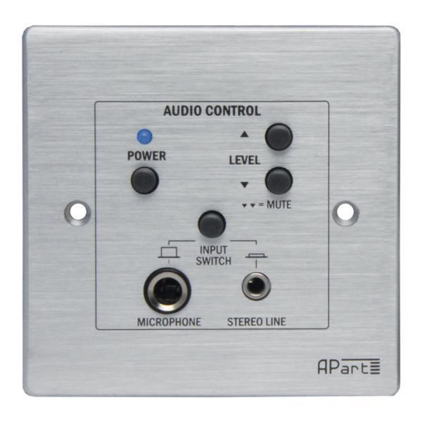 Панель управления APart ACPL apart pm1122w беспроводная панель управления белого цвета для предусилителя pm1122