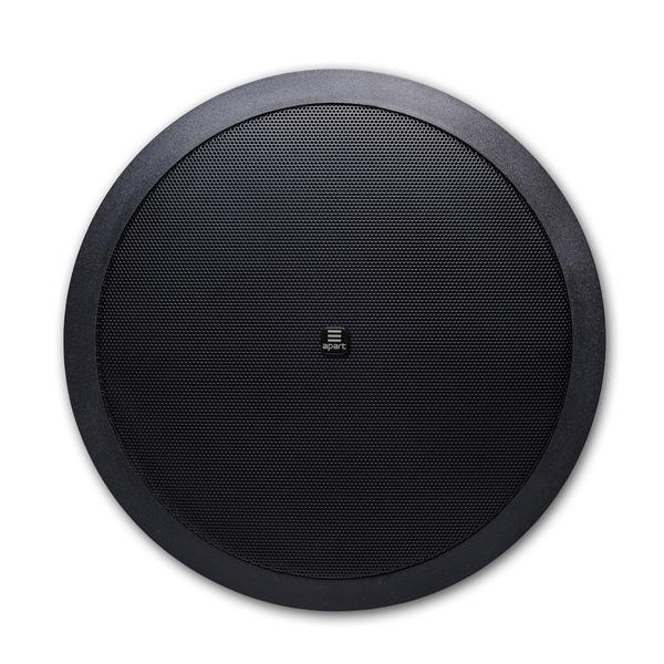 Встраиваемая акустика APart CM1008 Black профессиональный проигрыватель apart pc1000rmkii black