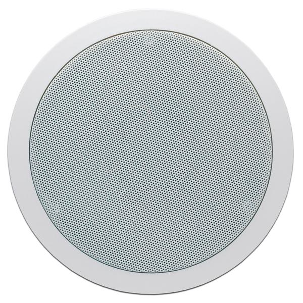 Встраиваемая акустика трансформаторная APartВстраиваемая акустика трансформаторная<br>Двухполосный потолочный громкоговоритель для линий 100 вольт (системы трансляции и оповещения), импеданс 16 Ом, полоса частот 50 Гц - 20 кГц, номинальное звуковое давление 93 дБ.<br>