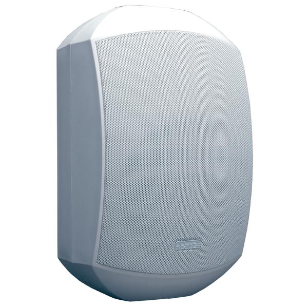 Всепогодная акустика APartВсепогодная акустика<br>Двухполосный влагозащищенный уличный громкоговоритель 16 Ом/100 В со встроенным трансформатором, диапазон частот 65-20000 Гц, номинальное звуковое давление 91 дБ.<br>