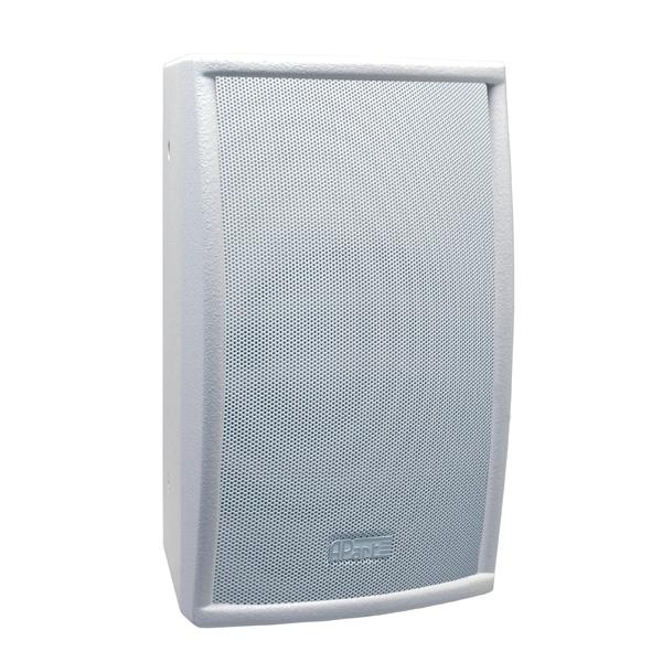 Настенный громкоговоритель APartНастенный громкоговоритель<br>Высококачественный настенный громкоговоритель класса Hi-Fi PRO, предназначенный для использования без сабвуфера. Динамики: 1  ВЧ и 8  СЧ/НЧ, 2 полосы, частотный диапазон: 50 Гц - 25 кГц, чувствительность: 93 дБ.<br>