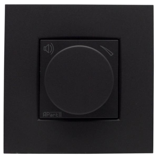 купить Панель управления APart N-VOL10K Black недорого