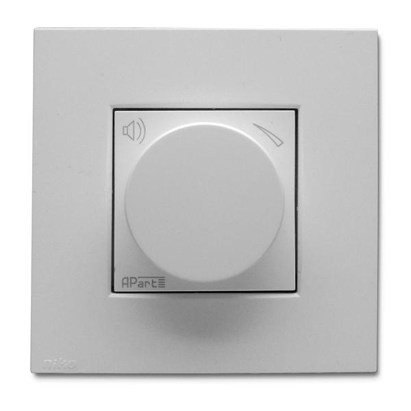 все цены на  Панель управления APart Apart N-VOLST-W White  в интернете