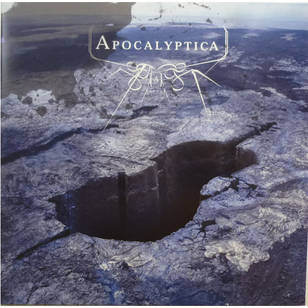 Apocalyptica Apocalyptica - Apocalyptica (2 Lp+cd) partners lp cd