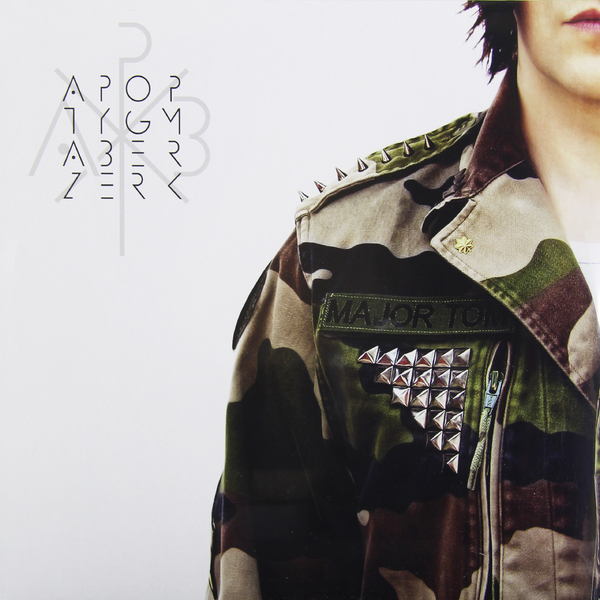 APOPTYGMA BERZERK APOPTYGMA BERZERK - MAJOR TOM