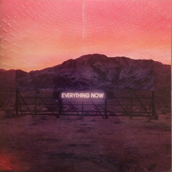 ARCADE FIRE ARCADE FIRE - EVERYTHING NOW (DAY VERSION)  simas arcade 71х54 см ar834