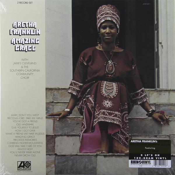 Aretha Franklin Aretha Franklin - Amazing Grace (2 LP)
