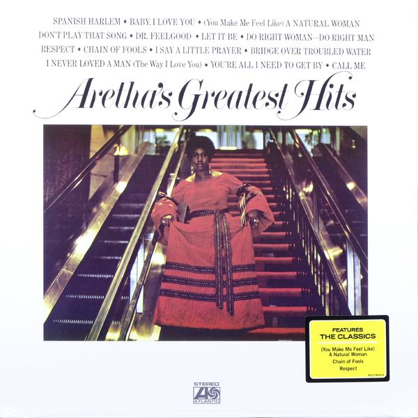 Aretha Franklin Aretha Franklin - Aretha's Greatest Hits aretha franklin aretha franklin amazing grace 2 lp