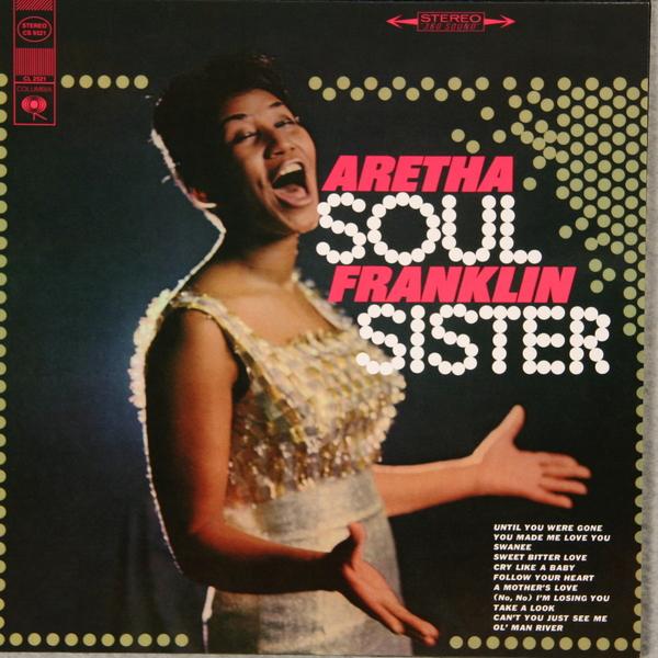 ARETHA FRANKLIN ARETHA FRANKLIN - SOUL SISTER (180 GR)Виниловая пластинка<br><br>