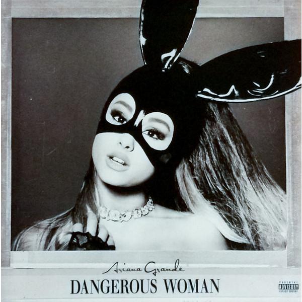 ARIANA GRANDE ARIANA GRANDE - DANGEROUS WOMAN (2 LP) ariana grande buenos aires