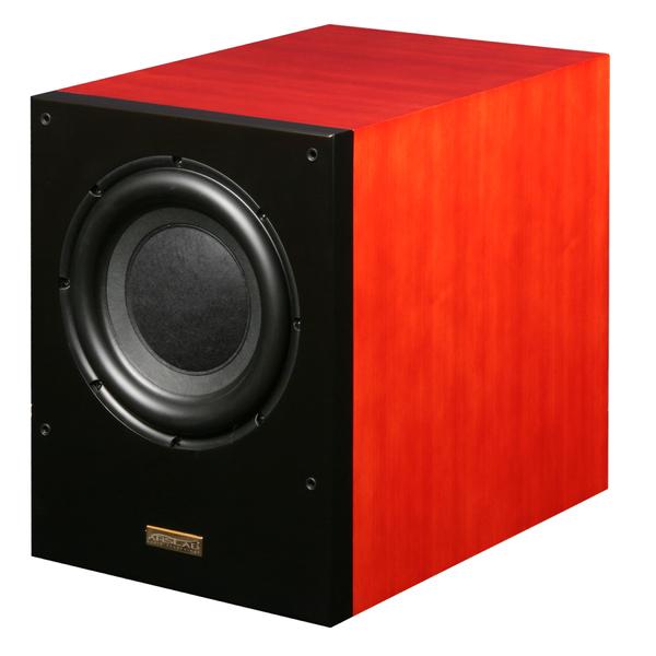 Активный сабвуфер ArslabАктивный сабвуфер<br>Сабвуфер активный, частотный диапазон 28 - 200 Гц, мощность 150 Вт, акустическое оформление: закрытый корпус.<br>