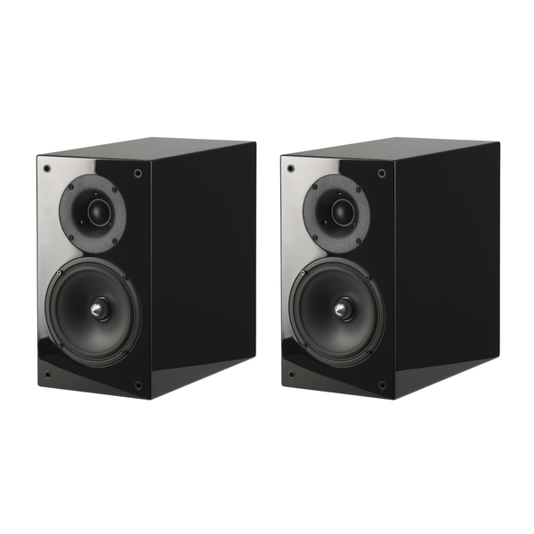 Полочная акустика Arslab Classic 1.5 High Gloss Black акустика центрального канала piega classic center large macassar high gloss