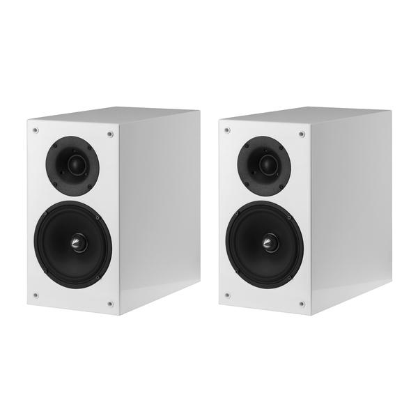 Полочная акустика Arslab Classic 1.5 High Gloss White акустика центрального канала piega classic center large macassar high gloss